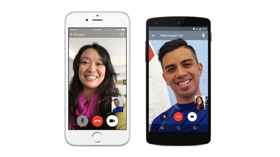 Facebook Messenger ganha chamadas de vídeo (mas por enquanto não no Brasil)