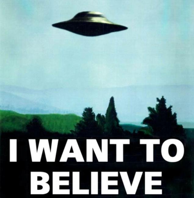 fermi eu quero acreditar