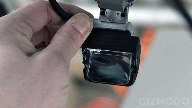 Google Glass caseiro da DARPA