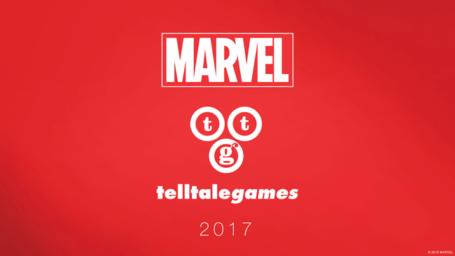 Marvel e Telltale juntas