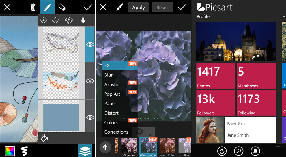picsart-new-screens