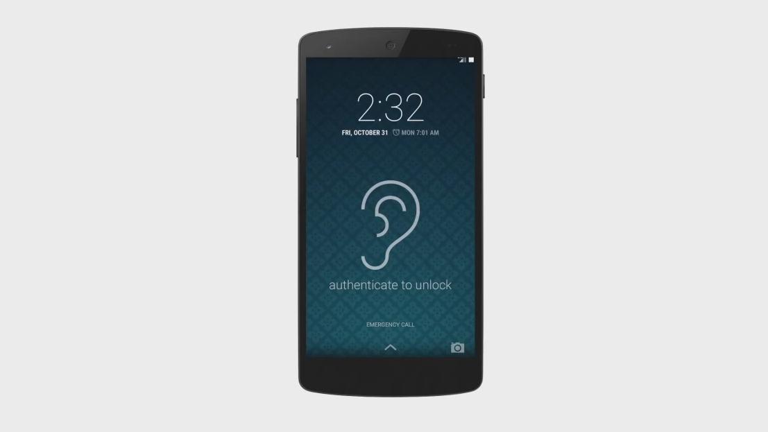 Novo software transforma praticamente qualqeur touchscreen em um scanner biométrico