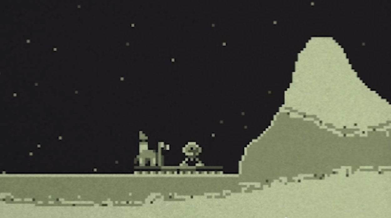 Liberte o astronauta dentro de você com Space Lander, um recente jogo de… Game Boy?