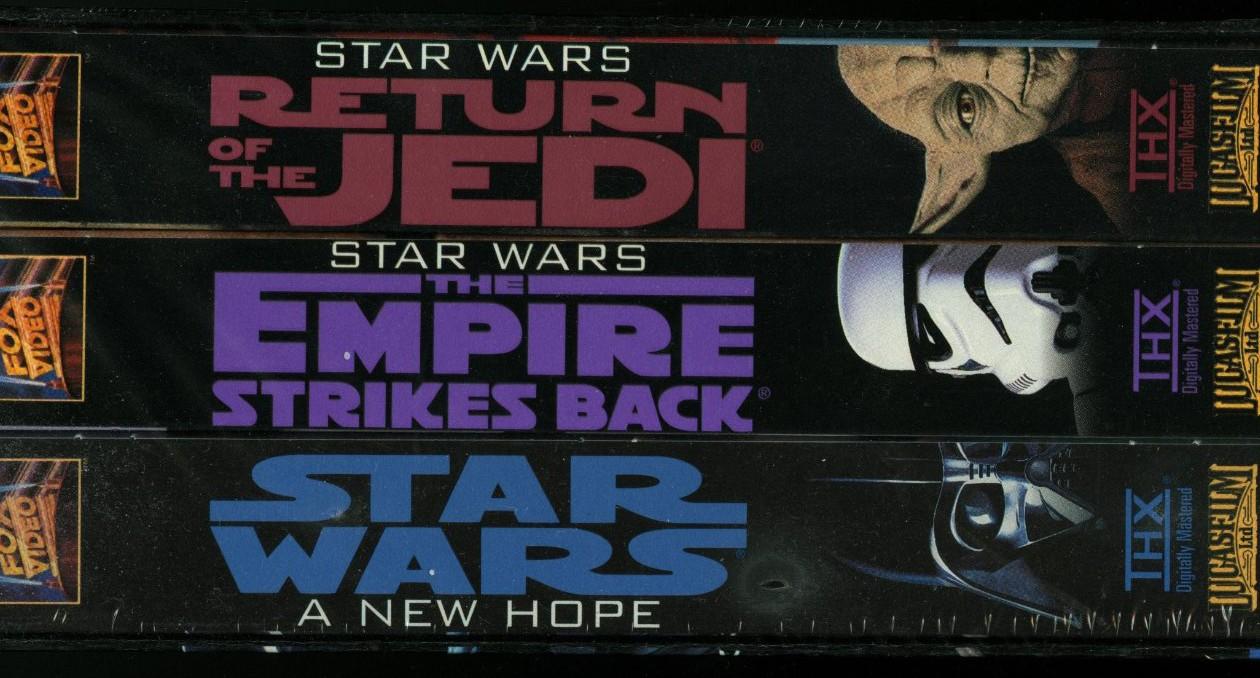 Top 10 fitas VHS que as pessoas ainda compram