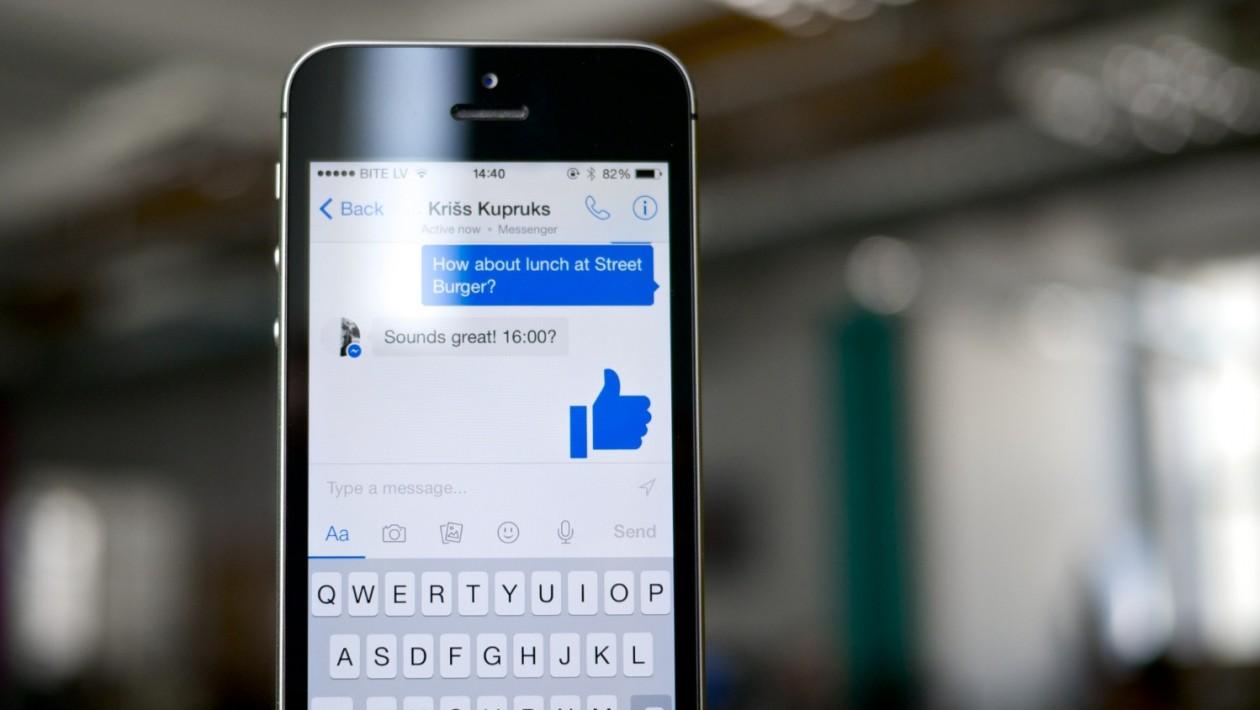 É por isso que você deveria desativar sua localização no Facebook Messenger