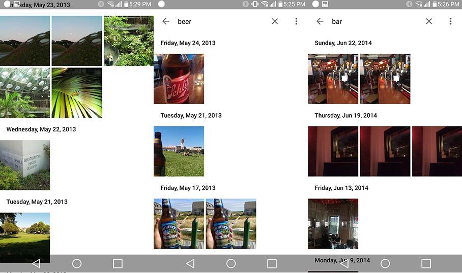 Hands-on do Google Fotos (2)