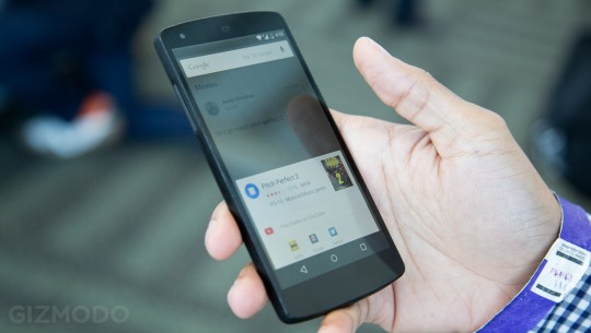 Hands-on do Google Now on Tap (1)
