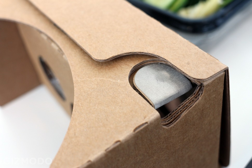 Hands-on do novo Google Cardboard (2)