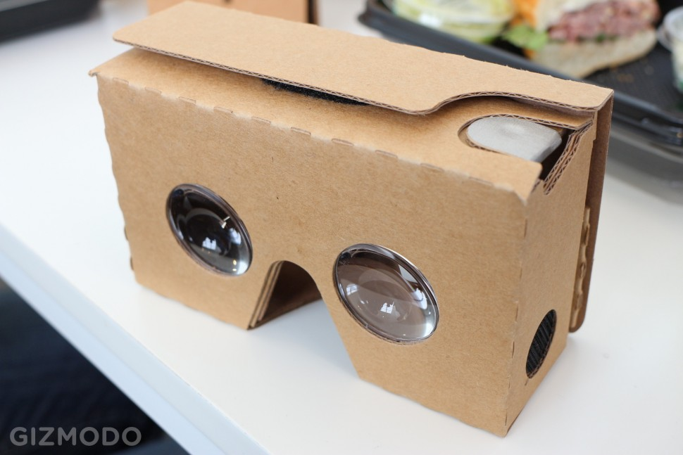 Hands-on do novo Google Cardboard (3)