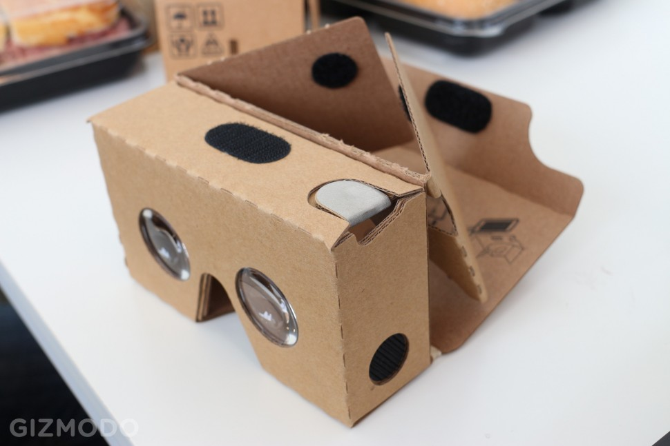 Hands-on do novo Google Cardboard (4)