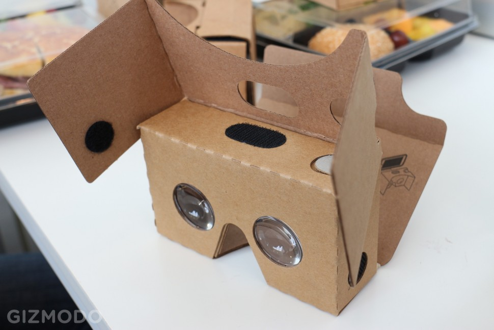 Hands-on do novo Google Cardboard (5)