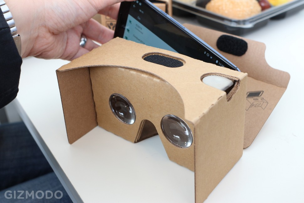 Hands-on do novo Google Cardboard (6)