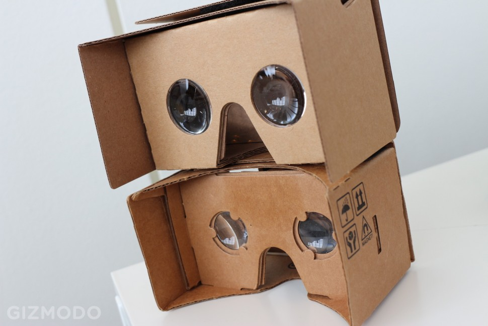 Hands-on do novo Google Cardboard (7)