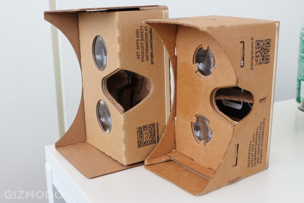 Hands-on do novo Google Cardboard (8)