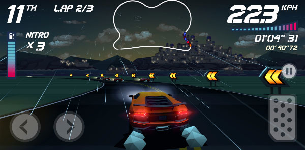Horizon_chase_gameplay