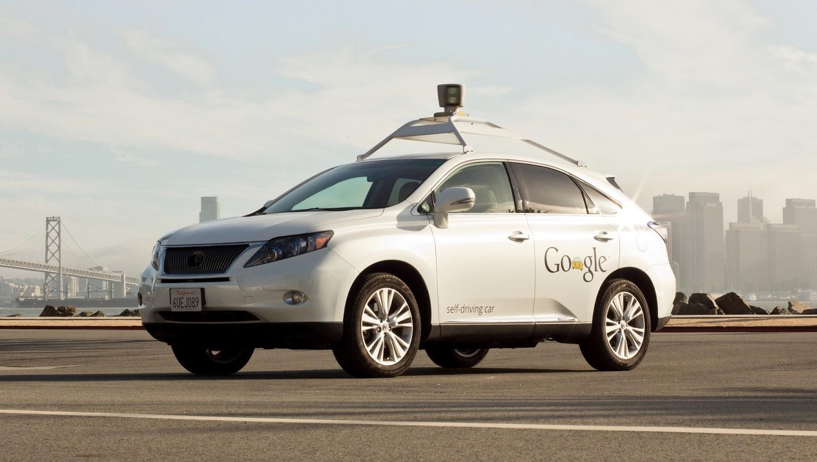 Lexus adaptado pelo Google