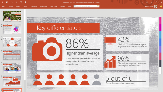 Office 2016 Preview para Windows (1)