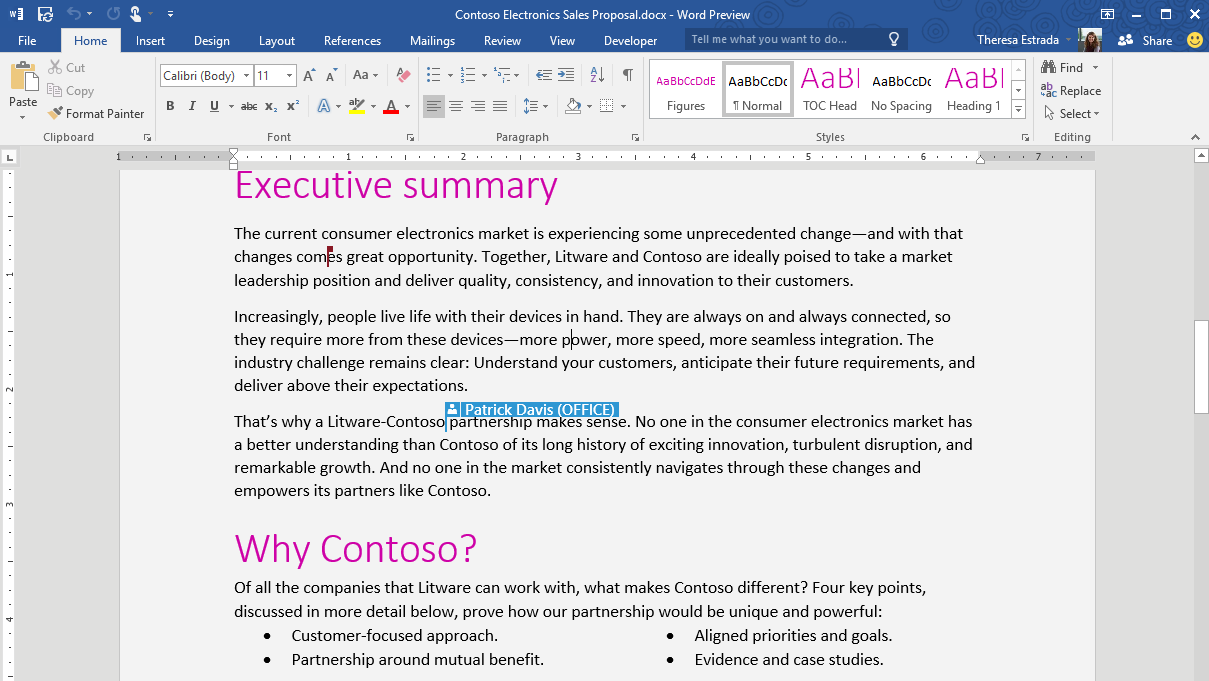 Office 2016 Preview para Windows (3)