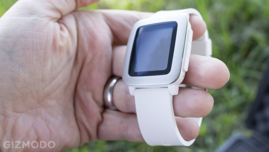 Previa do Pebble Time (1)