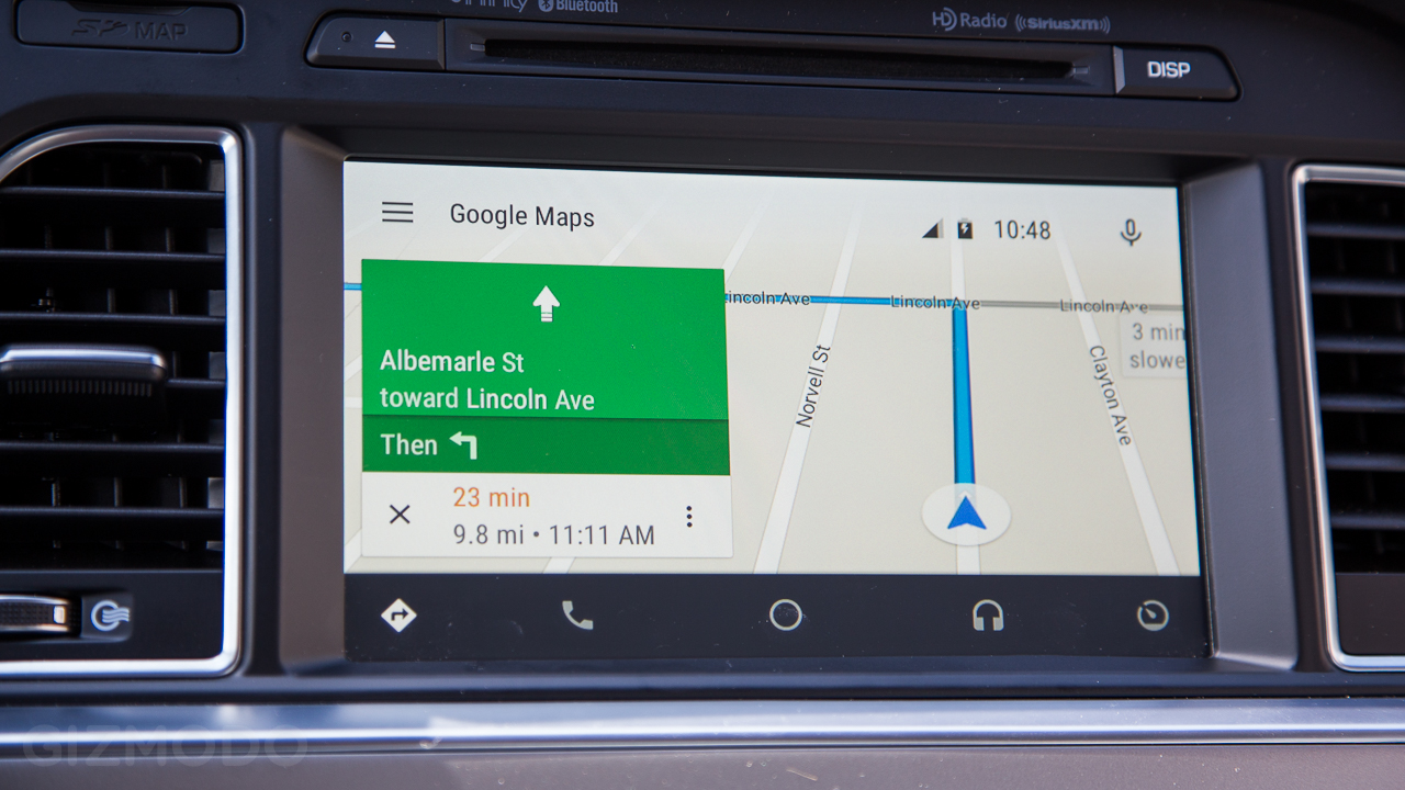 Preview do Android Auto (4)