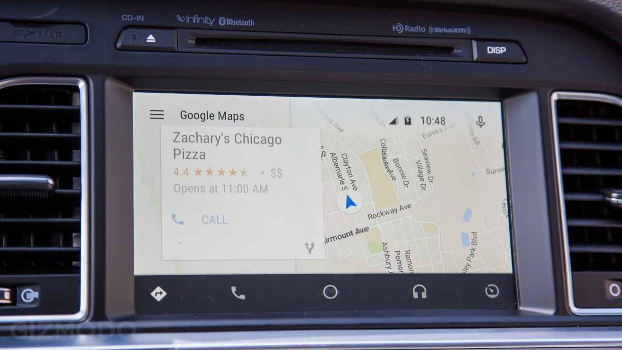 Preview do Android Auto (5)