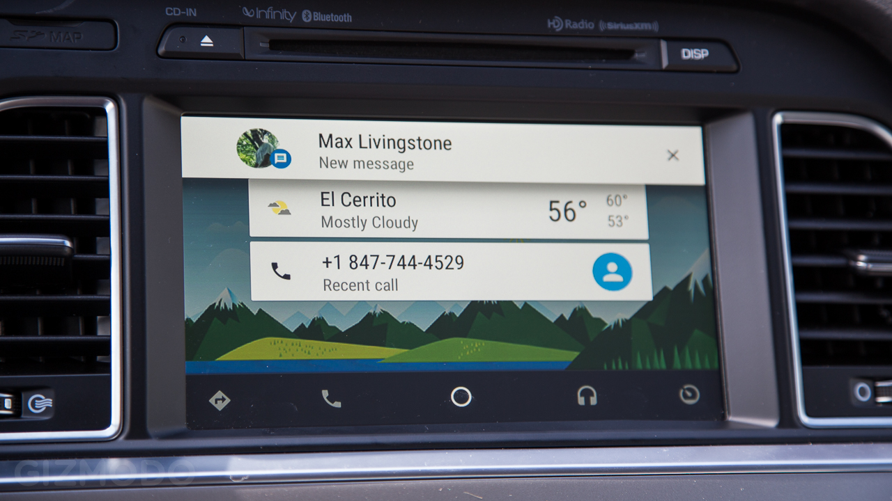 Preview do Android Auto (6)