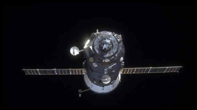 Aquela espaçonave descontrolada da Rússia caiu no Oceano Pacífico