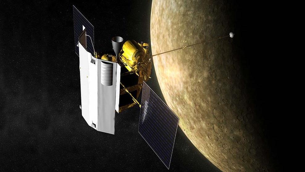 Um adeus para a Messenger, sonda espacial que caiu em Mercúrio