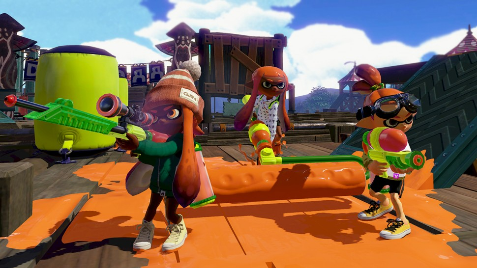 Splatoon_weapons