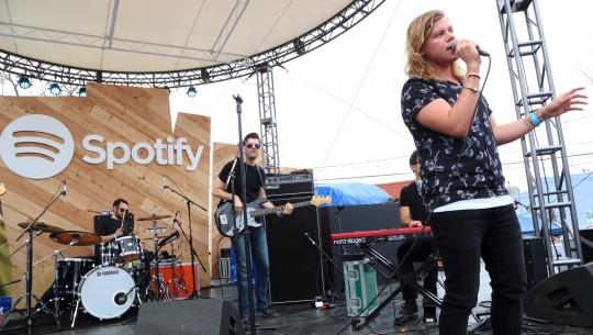 Spotify e show