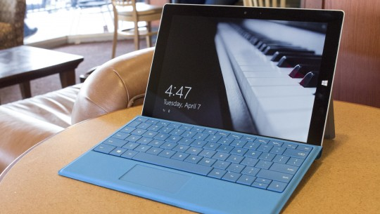 Surface Pro 3 - review