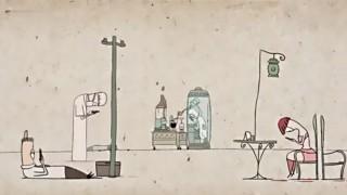Curta-metragem de animação satiriza nosso vergonhoso vício em smartphones