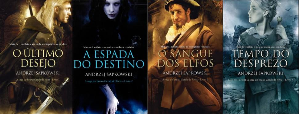 Witcher_livros