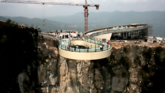 World's Longest Glass Skywalk