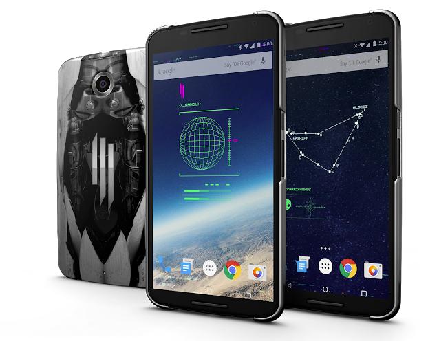 Músico Skrillex criou alguns cases para smartphones caros e inúteis em parceria com o Google