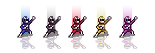 chroma rangers