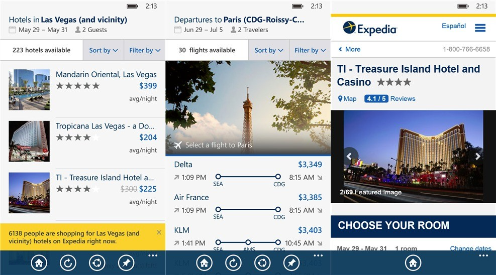 expedia-screenshots