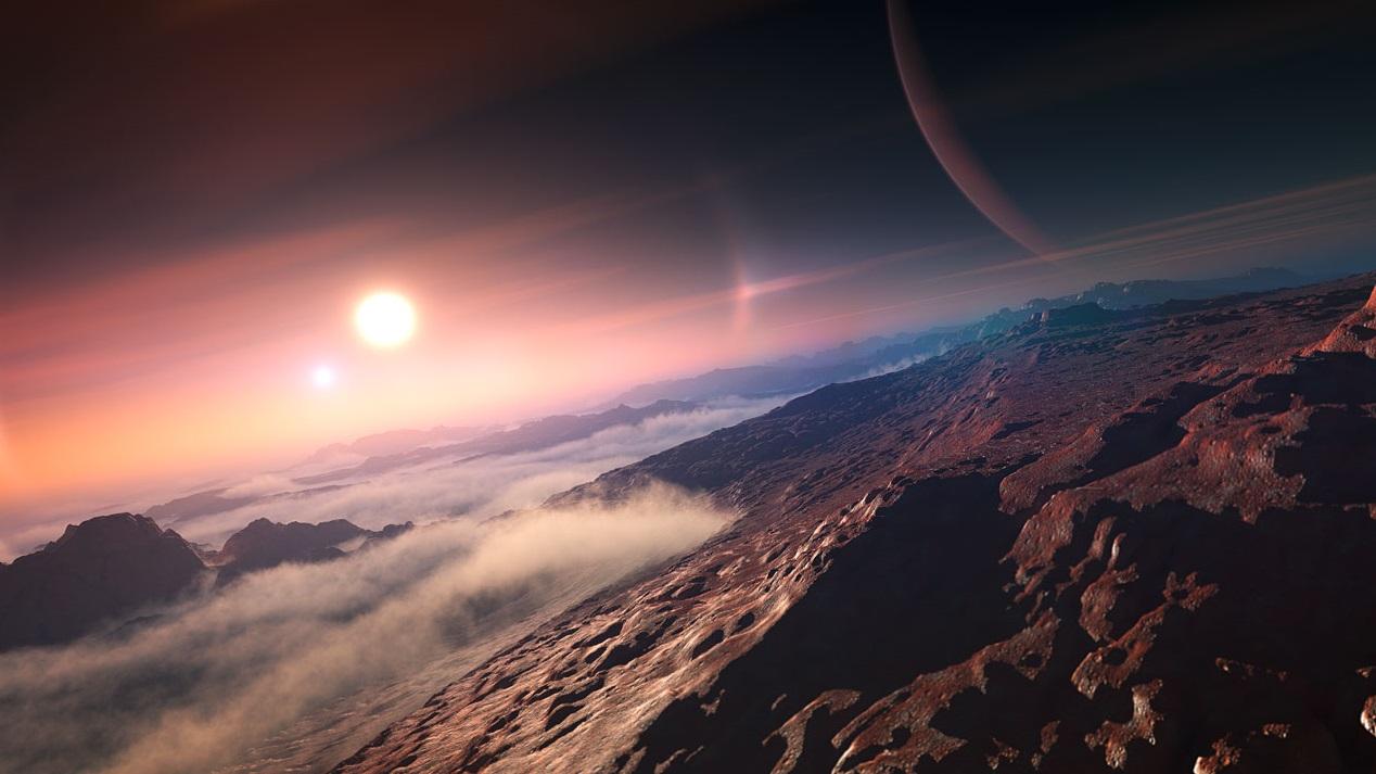 O cometa com elementos básicos da vida está vazando oxigênio