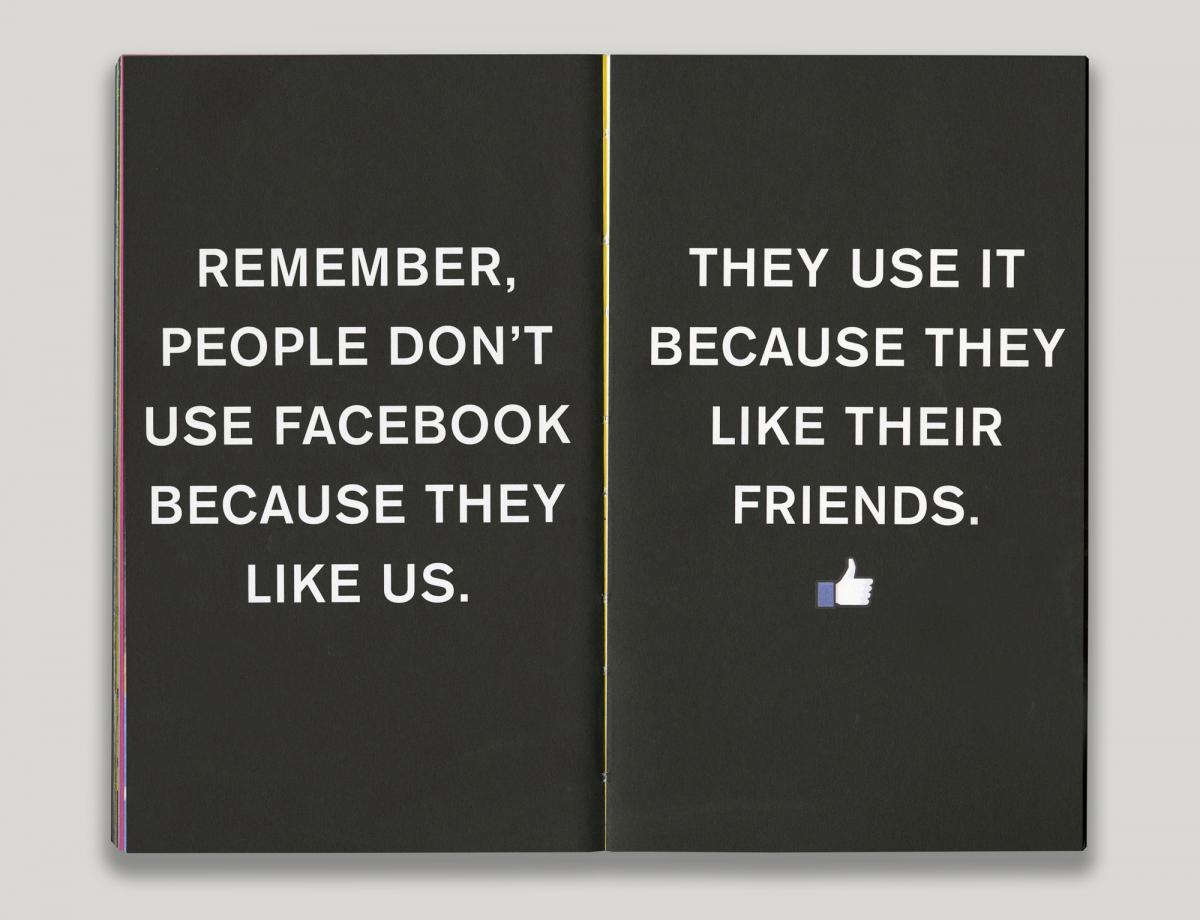 O Pequeno Livro Vermelho do Facebook