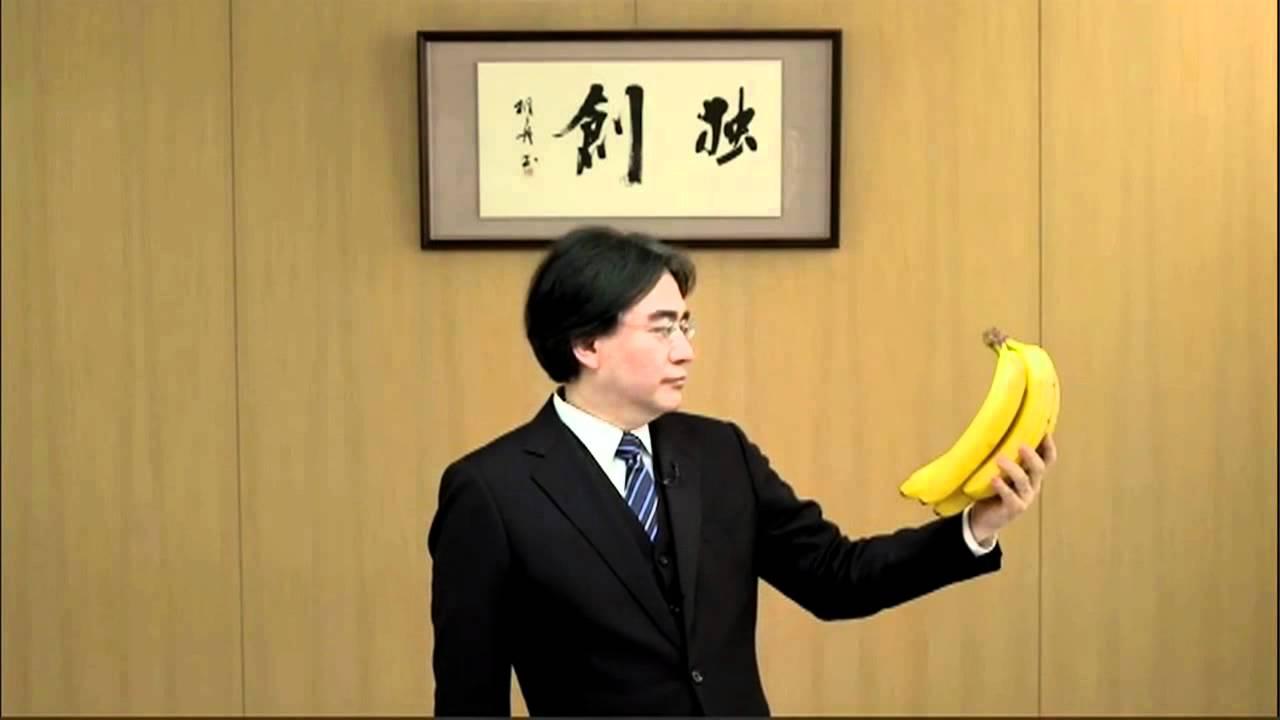 Satoru Iwata, CEO da Nintendo