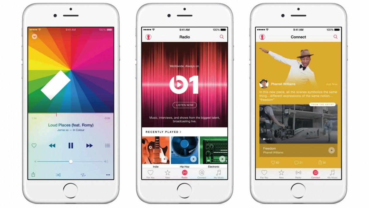 Como é usar o Apple Music, e quais as diferenças em relação ao Spotify
