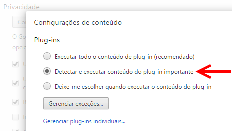 Google e Flash importante