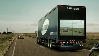 Safety Truck da Samsung