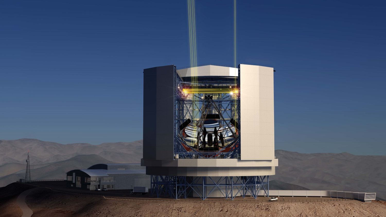 Telescopio Gigante de Magalhaes (1)