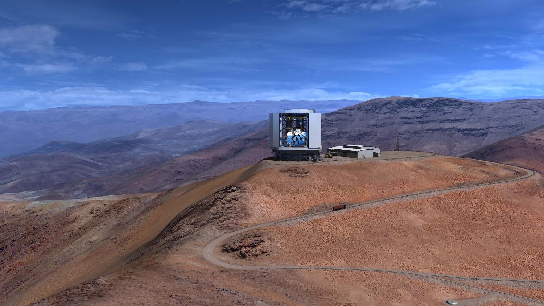 Telescopio Gigante de Magalhaes (2)