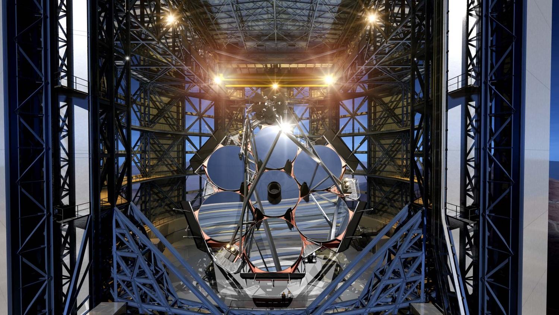 Telescopio Gigante de Magalhaes (3)