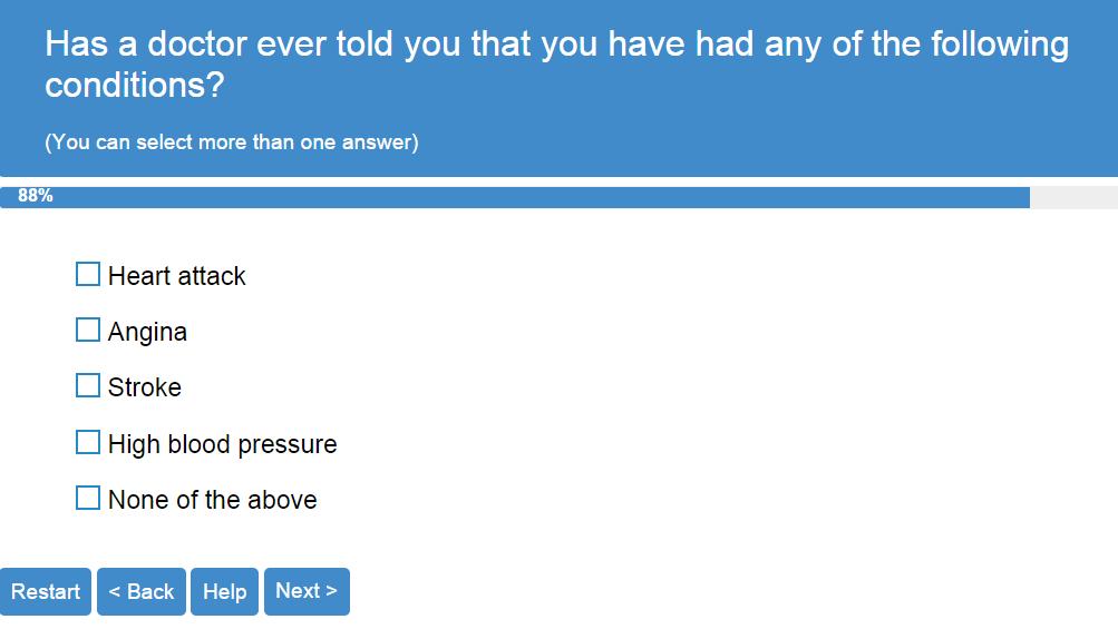 Teste Ubble - pergunta