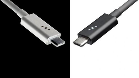 Thunderbolt e USB-C