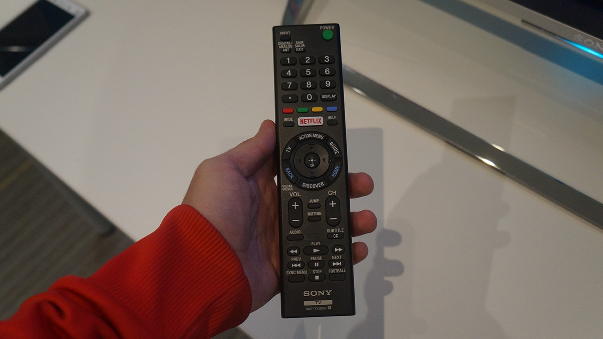 Android TV da Sony