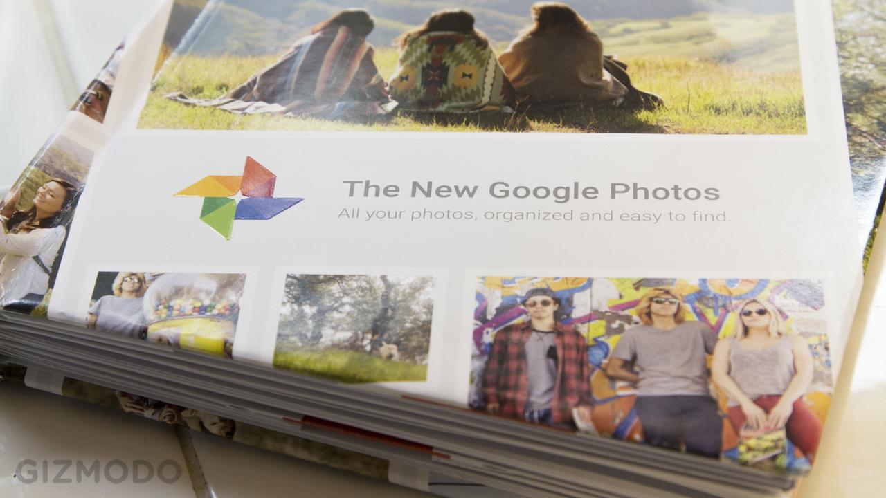 Google Fotos vai mudar o armazenamento de fotos assim como o Gmail mudou o e-mail